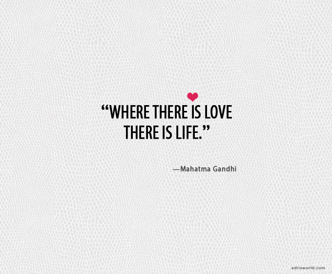 There-is-love